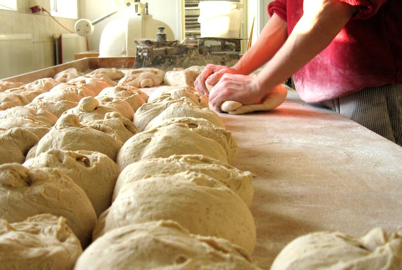 Wyrabianie najwyższej jakości chleba